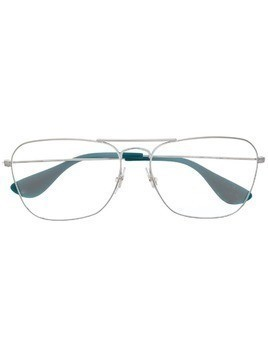 Ray-Ban aviator frame glasses - Silver