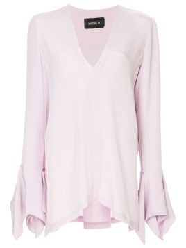 Kitx loose flared blouse - Pink