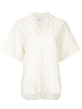 08Sircus shortsleeved blouse - White