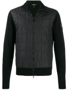 Belstaff padded panel jacket - Black