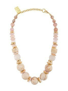 Lizzie Fortunato Jewels Quarry necklace - Pink