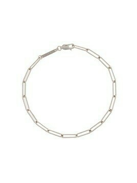 Tom Wood sterling silver box-chain bracelet