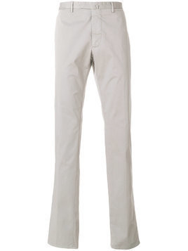 Biagio Santaniello slim-fit chinos - Grey