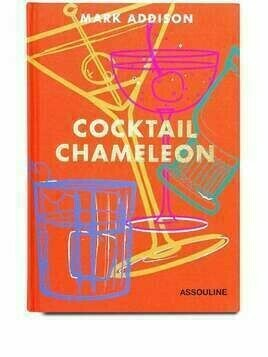 Assouline Cocktail Chameleon - Orange
