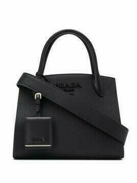 Prada medium Diagramme crossbody bag - Black