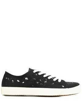 Maison Margiela Tabi sneakers - Black