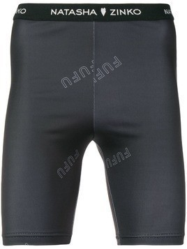 Natasha Zinko NZ cycling shorts - Black