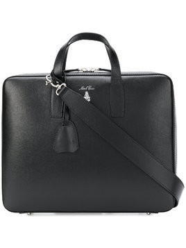 Mark Cross The Parker briefcase - Black