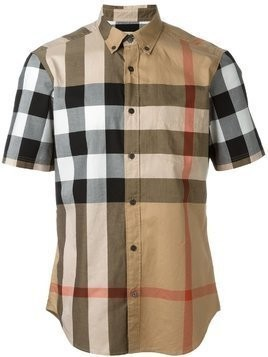 Burberry 'House check' shirt - Multicolour