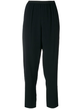 I'M Isola Marras tailored cropped trousers - Black