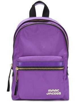 Marc Jacobs branded backpack - Pink & Purple
