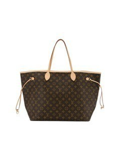 Louis Vuitton Vintage Neverfull GM tote bag - Brown