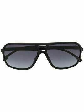 Carrera oversized square frame sunglasses - Black