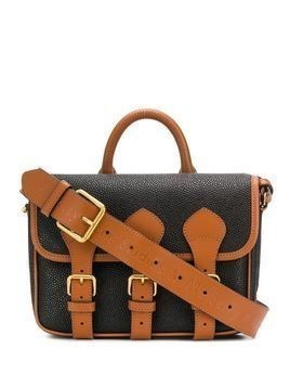 Mulberry x Acne Studios satchel - Black