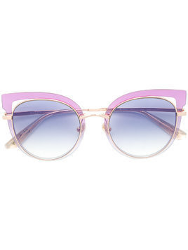 Bolon cat eye sunglasses - Purple