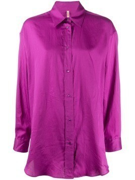 Indress long sleeved shirt - PURPLE