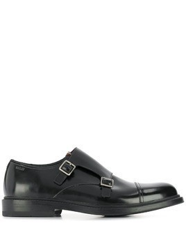 Bally Nizar monk shoes - Black