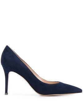Gianvito Rossi stiletto pumps - Blue