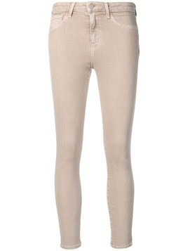 L'agence Margot skinny jeans - Neutrals