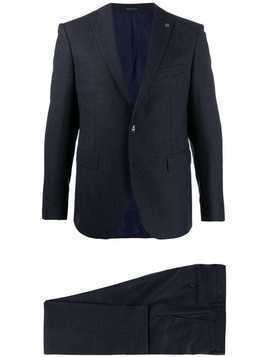 Tagliatore two-piece single-breasted suit - Blue