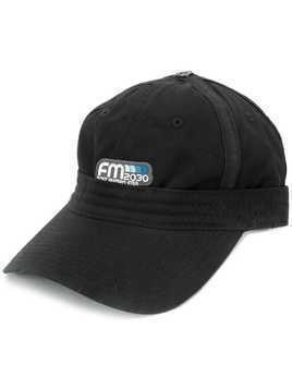 C2h4 FM 2030 tag baseball cap - Black