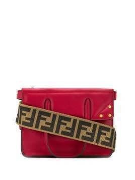 Fendi Fendi Flip tote - Red