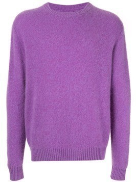 Coohem crewneck cashmere jumper - PURPLE