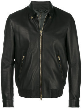 Ajmone loose fitted jacket - Black