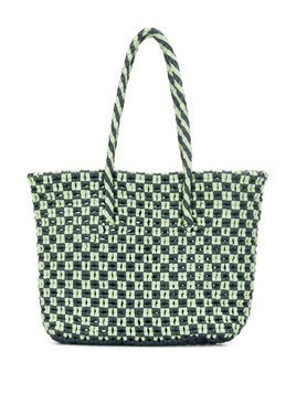 Dragon Seveneye tote bag - Green