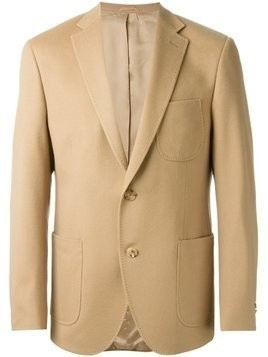 Fashion Clinic Timeless two-button blazer - NEUTRALS