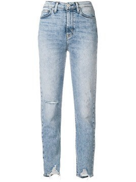 Hudson slim fit jeans - Blue