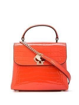 Kate Spade Romy embossed mini bag - Orange