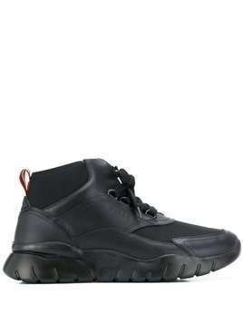 Bally Caillou high-top sneakers - Black