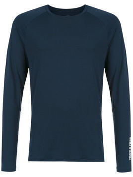 Track & Field long sleeved t-shirt - Blue