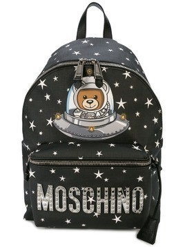 Moschino Space Teddy backpack - Black