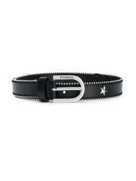 Pinko Kids buckle belt - Black