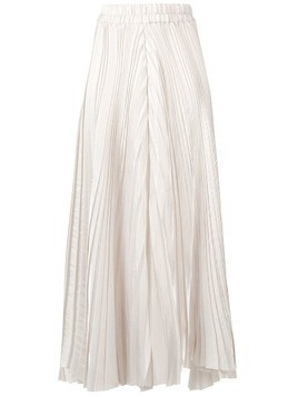 Dusan cropped pleated trousers - Neutrals