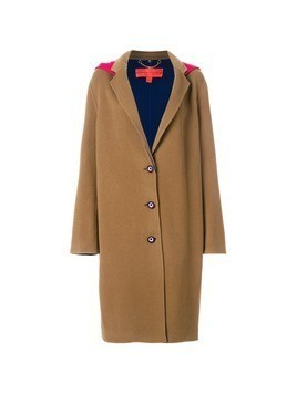 Hilfiger Collection double face wool coat - Brown