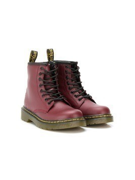 Dr. Martens Kids ankle boots - Red