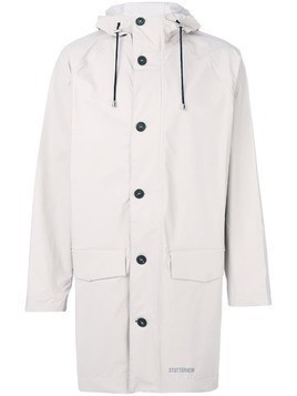 Stutterheim Ekeby raincoat - Neutrals