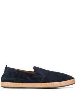 Henderson Baracco Tino loafers - Blue