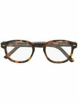 Retrosuperfuture Numero 80 square-frame glasses - Brown