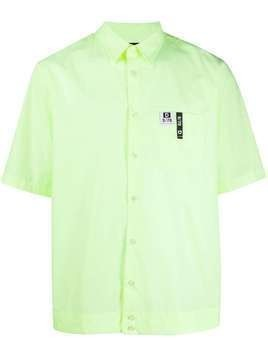 Diesel Fluo short-sleeve shirt - Yellow