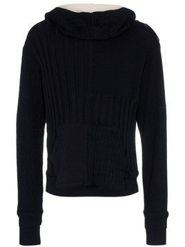 Greg Lauren textured wool sweater - Blue