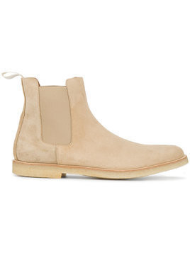 Common Projects - suede Chelsea boots - Herren - Suede/Leather/rubber - 42 - Brown