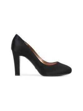 Giorgio Armani Vintage almond toe pumps - Black