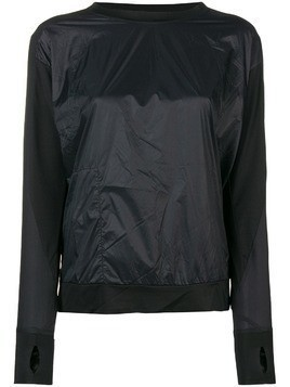 Nike running jacket pullover - Black