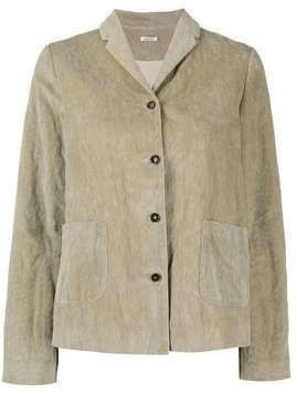 Apuntob button-up jacket - NEUTRALS