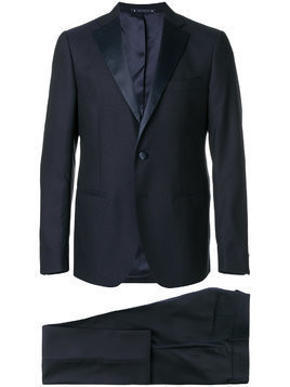 Bagnoli Sartoria Napoli classic two-piece suit - Blue