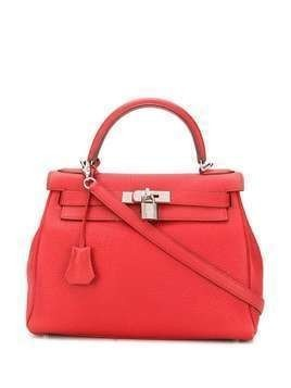 Hermès 2013 pre-owned Kelly 28 2way bag - Red